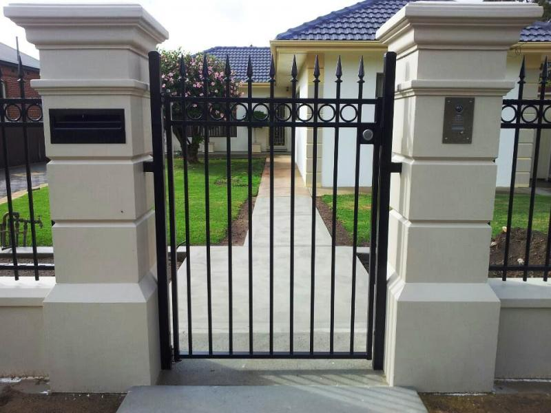 Fence first pty ltd tubular pool fencing d i y fences gate automation for Swimming pool fencing regulations sa