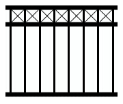 Grove Tubular fencing design